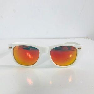 Knockaround Sunglasses White Smoke Fort Knocks